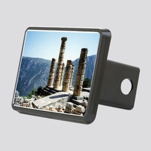 Oracle at Delphi Greece So Rectangular Hitch Cover