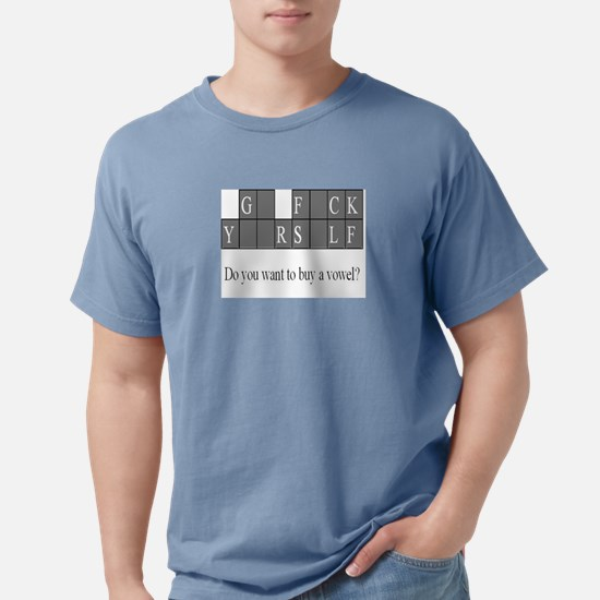 Do you want to buy a vowel? T-Shirt