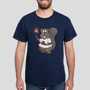 Beaver in Canada Dark T-Shirt