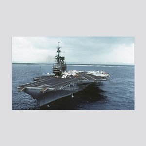 USS Midway Ship CV-41 Yokosuka Wall Decal