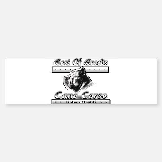 Unique I heart my rescue dog Sticker (Bumper)