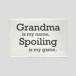 Grandma is my name Magnets