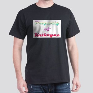 Property Of Kathryne Female T-Shirt