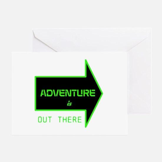 Adventure Greeting Cards