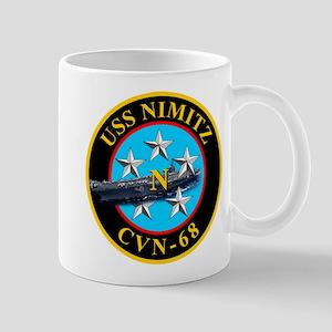 USS Nimitz CVN-68 Mugs
