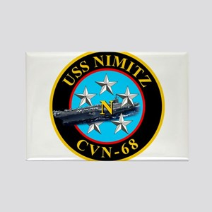 USS Nimitz CVN-68 Magnets