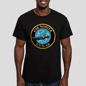 Personalized Uss Nimitz Cvn-68 T-Shirt