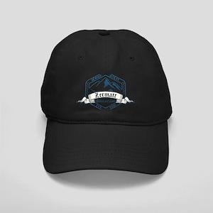 Zermatt Ski Resort Switzerland Baseball Hat