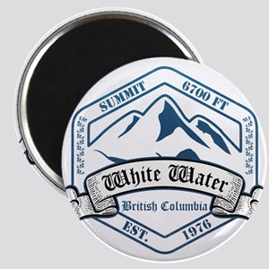 White Water Ski Resort British Columbia Magnets