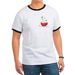 Canna Nana's Ringer T T-Shirt
