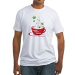 Canna Nana's Fitted T-Shirt