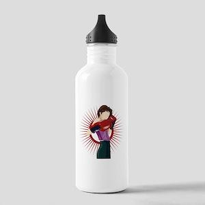 Boxing Water Bottle