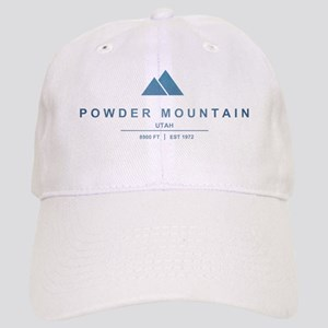 6e735a5303e Powder Mountain Ski Resort Utah Baseball Cap