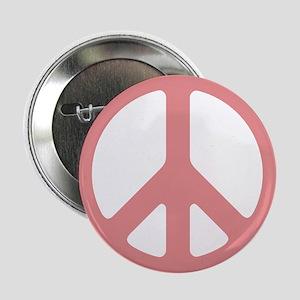 Salmon Peace Sign Button