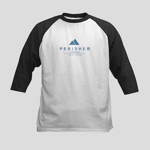 Perisher Ski Resort Australia Baseball Jersey