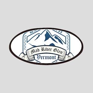 Mad River Glen Ski Resort Vermont Patches