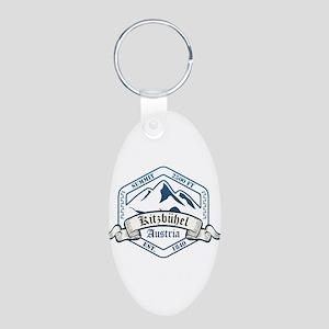 Kitzbuhel Ski Resort Austria Keychains