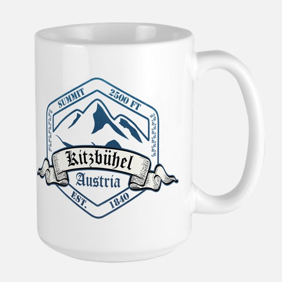 Kitzbuhel Ski Resort Austria Mugs