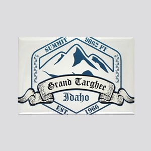 Grand Targhee Ski Resort Idaho Magnets