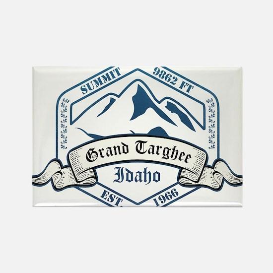Grand Targhee Ski Resort Idaho Magnets