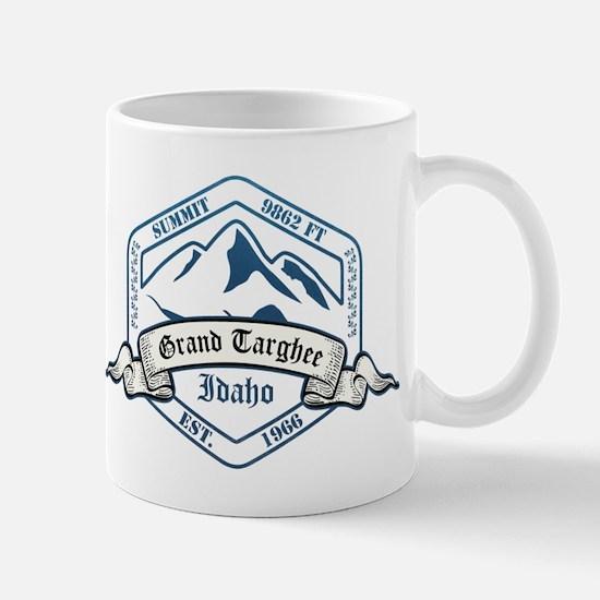Grand Targhee Ski Resort Idaho Mugs