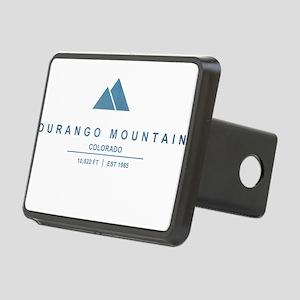 Durango Mountain Ski Resort Colorado Hitch Cover