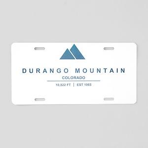 Durango Mountain Ski Resort Colorado Aluminum Lice