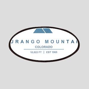 Durango Mountain Ski Resort Colorado Patches