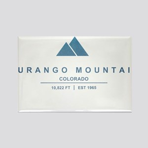 Durango Mountain Ski Resort Colorado Magnets