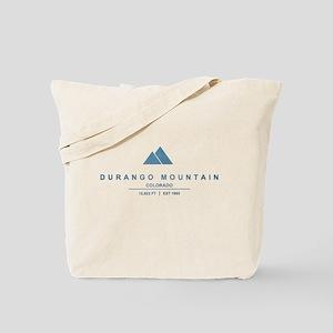 Durango Mountain Ski Resort Colorado Tote Bag