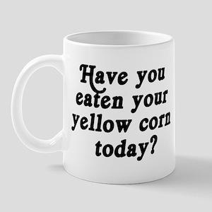 yellow corn today Mug