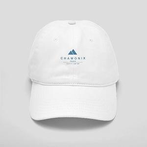 Chamonix Ski Resort France Baseball Cap