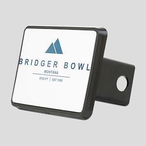 Bridger Bowl Ski Resort Montana Hitch Cover