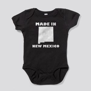 Made In New Mexico Baby Bodysuit