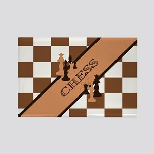 Chess Pennant Magnets
