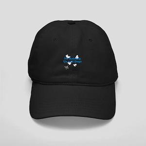 Raining Us and Dogs Baseball Hat
