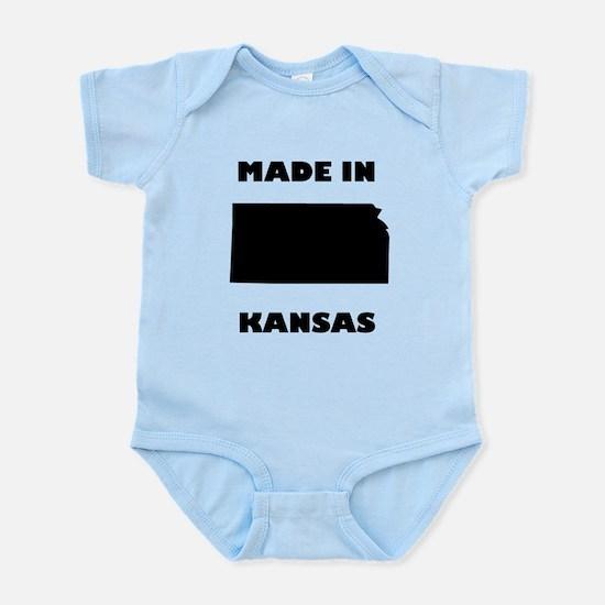 Made In Kansas Body Suit