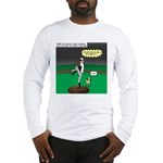 Baseball Dog Long Sleeve T-Shirt