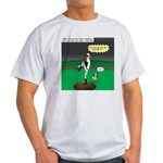Baseball Dog Light T-Shirt