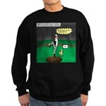 Baseball Dog Sweatshirt (dark)