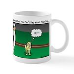 Baseball Dog Mug
