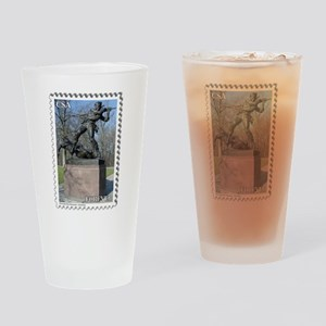Mississippi Monument - Gettysburg Drinking Glass