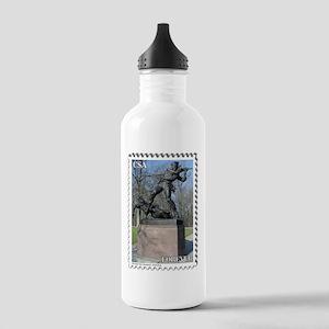 Mississippi Monument - Gettysburg Water Bottle