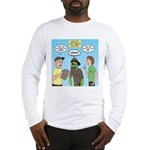 Zombie Scout Menu Planning Long Sleeve T-Shirt