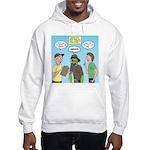 Zombie Scout Menu Planning Hooded Sweatshirt