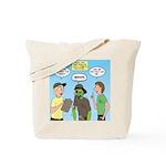 Zombie Scout Menu Planning Tote Bag