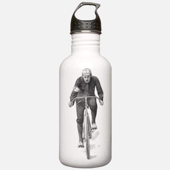 Vintage Cyclist Water Bottle