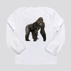 b74536c1d18e Baby T-Shirts. Gorilla Long Sleeve T-Shirt