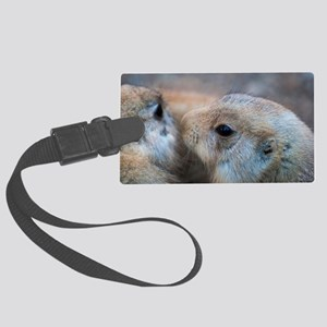 Ground Hog Secrets Large Luggage Tag