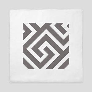 Greek Key Pattern Trendy Traditional Design Queen